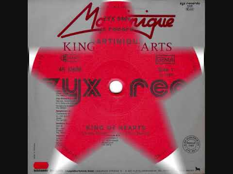 Martinique - King Of Hearts_Extended Version (1986)