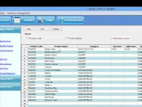 Hotel Management Software Hotel Erp Inventory Module