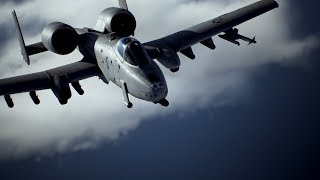 「ACE COMBAT(TM) 7: SKIES UNKNOWN」Game Feature Briefing # 4  Aircraft 「A-10C」