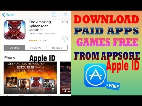 The Amazing Spider man Free download for AppStore iOS 2017 Apple ...