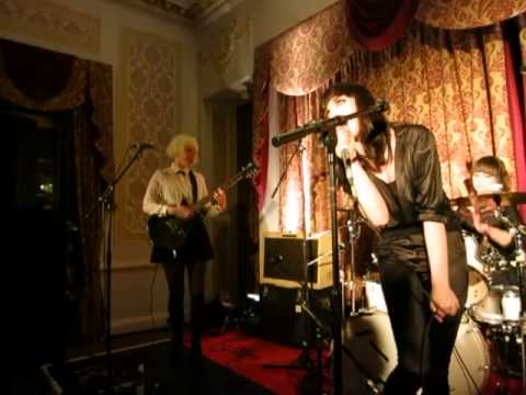 PINS @ Brighton Paganini Ballroom 2012 - Luvu4lyf