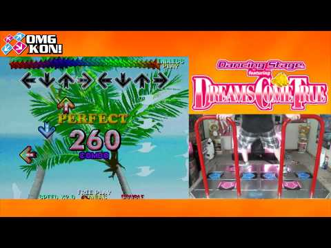 【Dancing Stage ft. DREAMS COME TRUE】 PEACE! 【D-Maniac】 PFC SS
