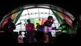Rosewood - Karma Police (cover) @ One Love Reggae Festival KL