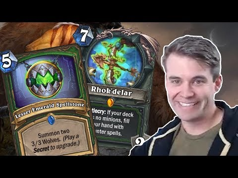 (Hearthstone) Undefeated Hunting Alone