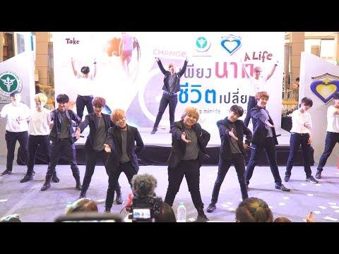 170910 [4K] BangEarn cover BTS - I NEED U + Save ME + Attack on Bangtan @ Take a minute