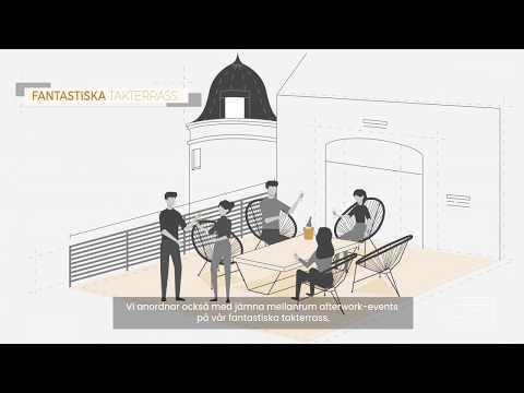 Genetor Coworking - Sundstorget Helsingborg