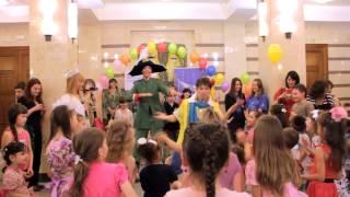 Профессиональные Организация и Проведение детского праздника в Уфе