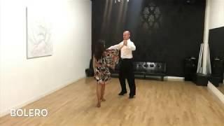 Bolero dance lessons - Dance Studio NS DANCING