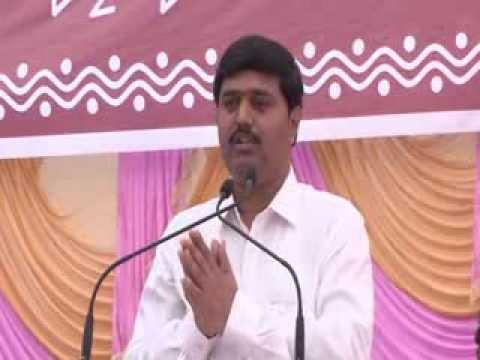 Sachin Dada Dharmadhikari @ Komasap Sanmelan - Mahad