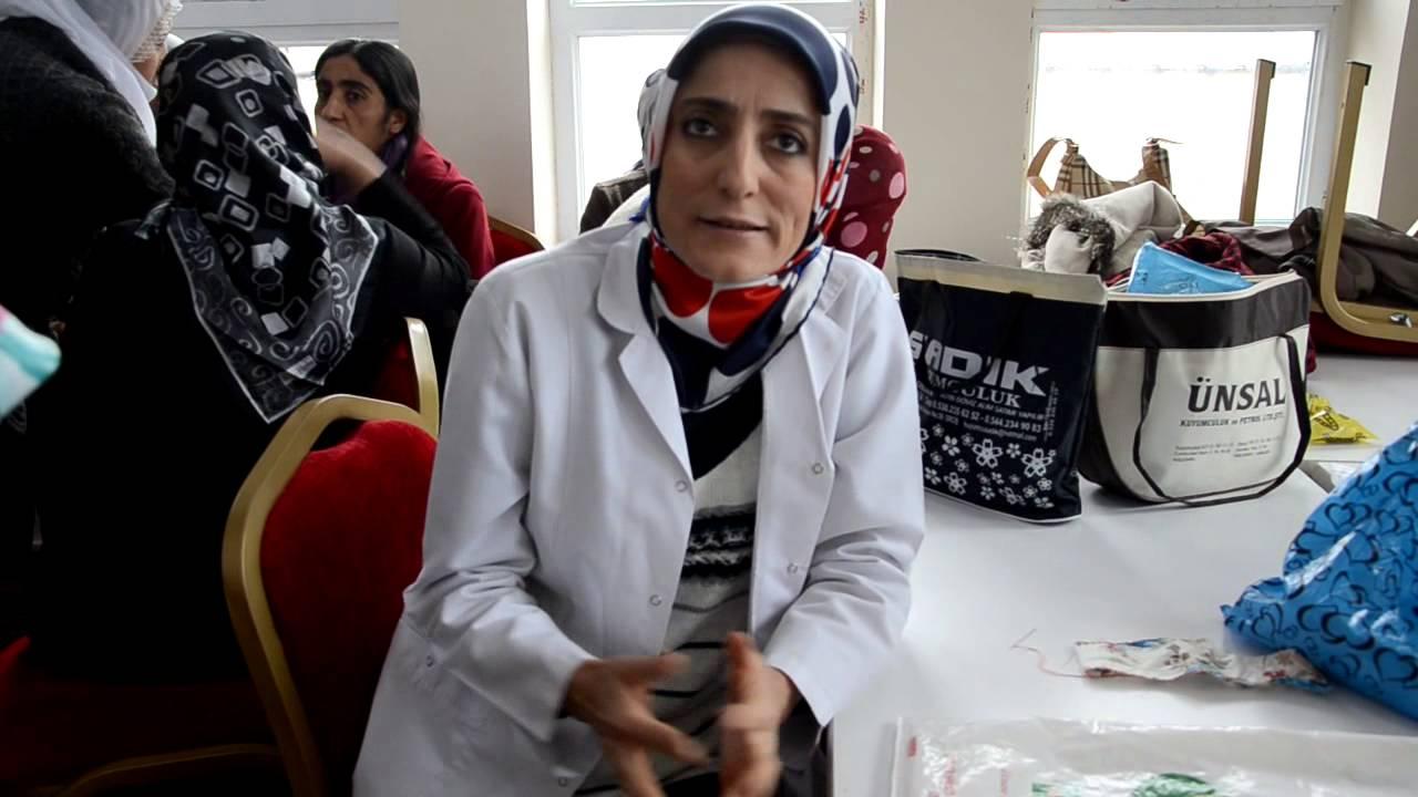 Erciş Belediyesi Emek Kadın Atölyesi