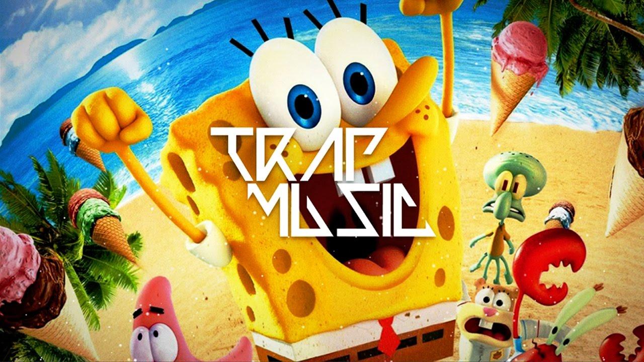 spongebob theme song remixmaniacs trap remix youtube
