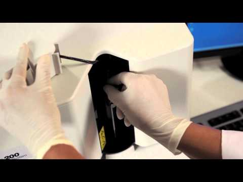Changing the Sample Needle - Bio-Plex® 200 Multiplex Immunoassay System