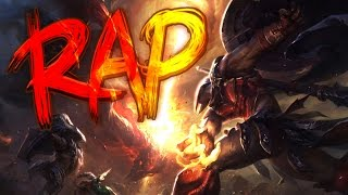 RAP LOL | TU ERES LEAGUE OF LEGENDS | Jacky y TheDarkTongo