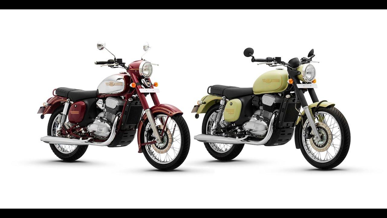 Мотоциклы JAWA, рекламный ролик