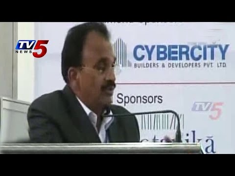 Credai Property Show Held In Hyderabad Hitex : TV5 News