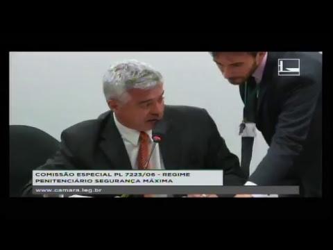 PL 7223/06 - REGIME PENITENCIÁRIO SEGURANÇA MAXIMA - Audiência Pública - 05/04/2017 - 14:45