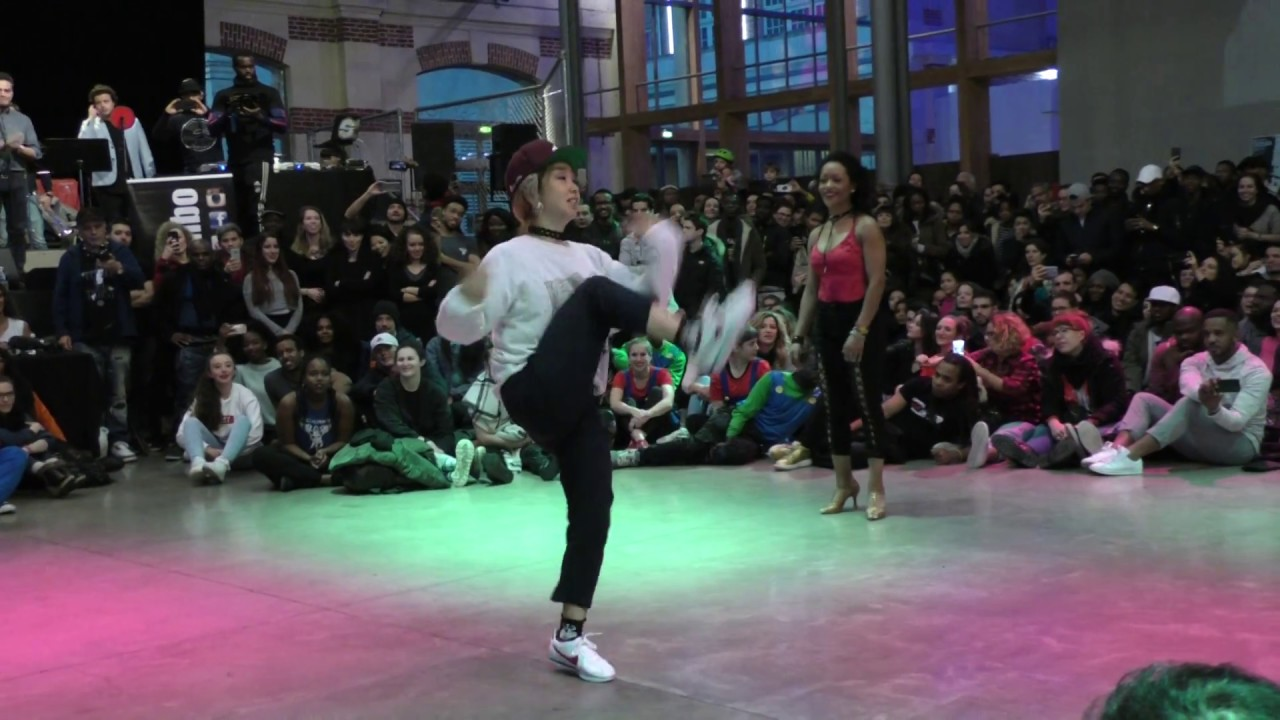 Paris Salsa Hip hop Battle 2 (14/01/2018) – Finale Battle 1 vs 1 – www.salsa-guide.fr