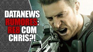 🔴 E lá vamos nós... Mais RUMORES de Resident Evil 8! 🤣 | DATABASE NEWS