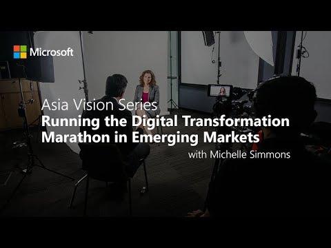 Asia Vision Series: Running the Digital Transformation Marathon in Emerging Markets