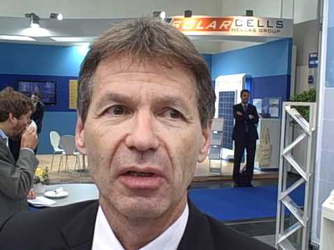 ECOreporterTV Interview mit Günter Weinberger, Solar-Fabrik AG