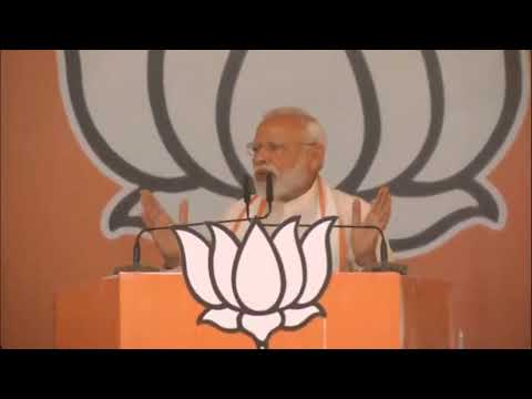 PM Shri Narendra Modi addresses public meeting in Mau, Uttar Pradesh : 16.05.2019