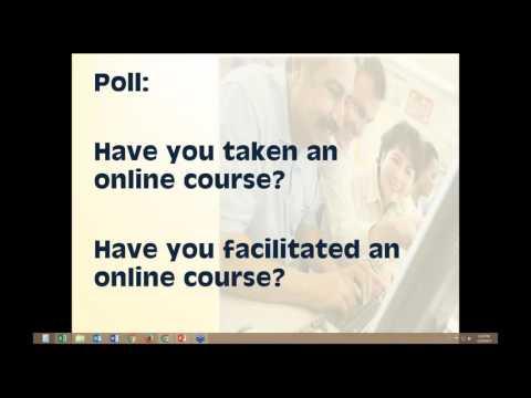 2015 12 09 15 11 Online Tutor Training Course Webinar