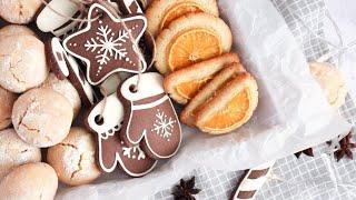 Марафон Новогоднее печенье, вопросы-ответы