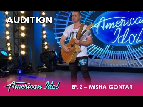 Misha: Ukrainian Rapper Will Have America Sing Along!   American Idol 2018