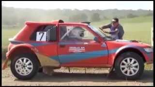 Peugeot 205 Proto motore Wankel rotativo!Vincent Foucart!