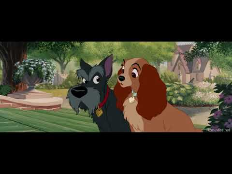 Lady And The Tramp Spaghetti Scene New 2019 Disney Movie Clip Hd Youtube