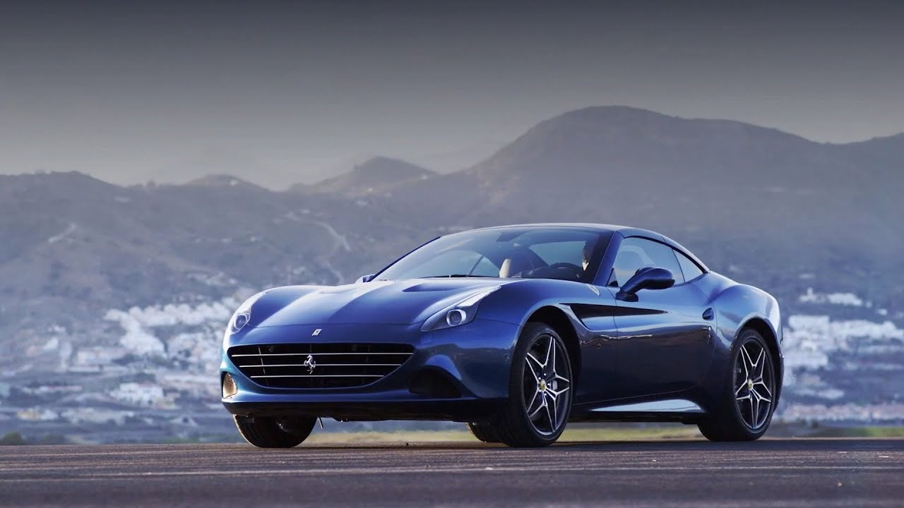 Racing Car Wallpaper 1080p 2015 Ferrari California T Design Youtube