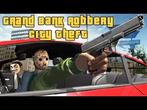 Grand Bank Robbery City Theft (by Vital Games) Android Gameplay [HD]