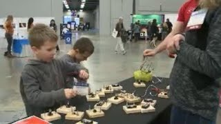 World's largest science society held Family Science Days in Austin this weekend