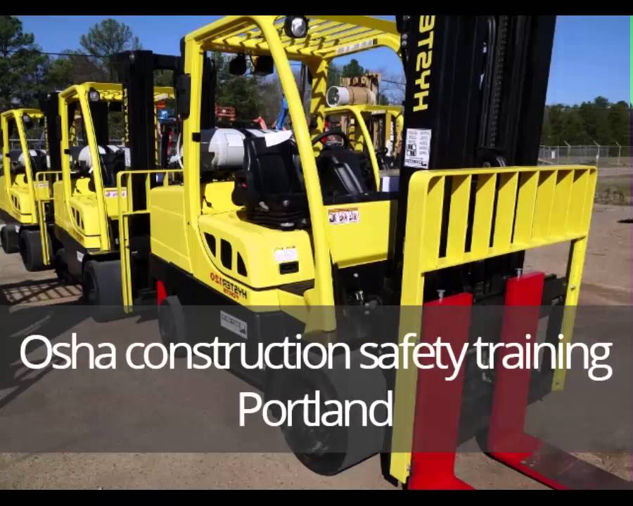 forklift operator duties portland youtube - Duties Of A Forklift Operator