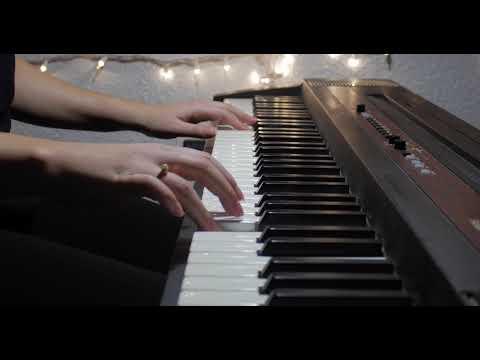 Diriliş: Ertuğrul - Acı Su (piano cover)