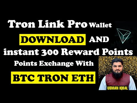 Tronlink Pro Wallet Built in Smart Technology Fast Transactions Best And Easy For All Coins