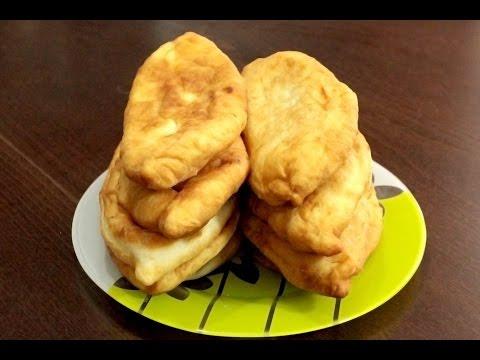 Жареные пирожки с картошкой с тонким тестом