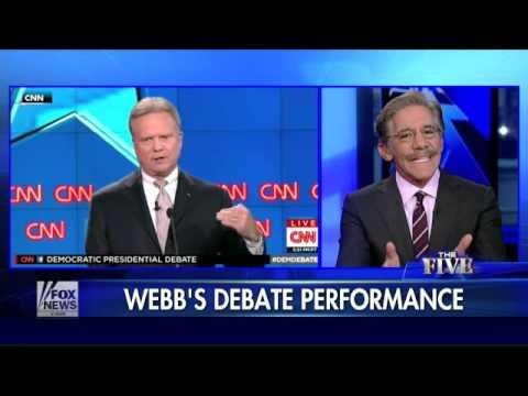 Gutfeld: Webb exposed the Democratic Party