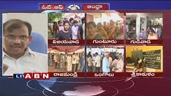 AP CEO Dwivedi Speaks to Media over EVMs Issues and Voting Process | ABN Telugu