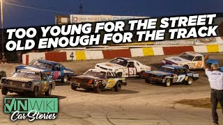 Driving in NASCAR at 14 is easier than you think!