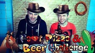 PIZZA & BEER CHALLENGE