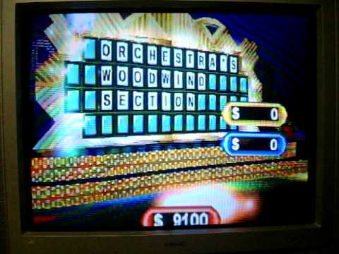 wheel of fortune playstation game 10