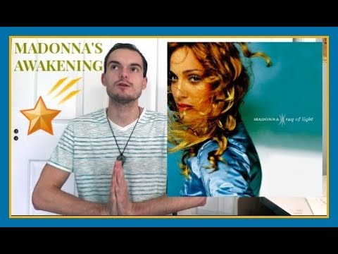 Madonna - Ray of Light (Album Review)