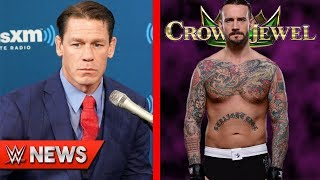 John Cena Retiring Soon?! Cm Punk's Status For WWE Crown Jewel! - WWE News Ep. 191