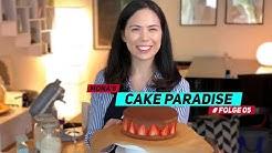 Mona's Cake Paradise: Erdbeer-Schokomousse-Torte und Franz Schubert | SWEET SPOT.