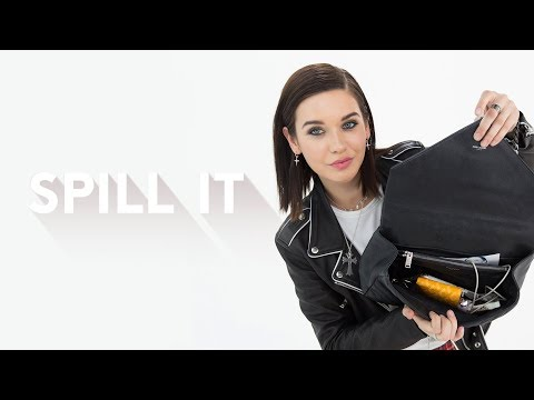 What's In Amanda Steele's Bag | Spill It | Refinery29