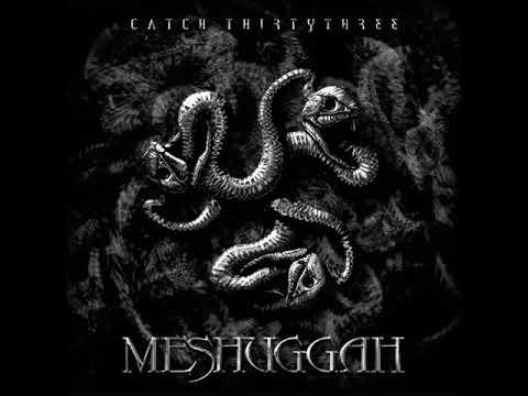 "Meshuggah - ""Catch 33"" (Full Album, Slowed To Simulated 16 2/3 RPM)"