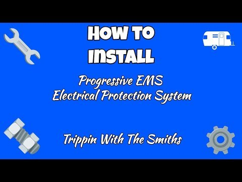 How to Install Progressive EMS Electrical Protection System