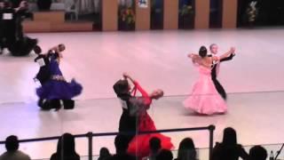 Бальные танцы ФИНАЛ Юниоры-2 Быстрый фокстрот Кубок Губернатора Челябинской области