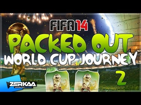 Packed Out (World Cup Journey) | FIFA 14 Ultimate Team | E002